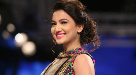 actor model real life exle want people to notice the actress in me gauhar khan