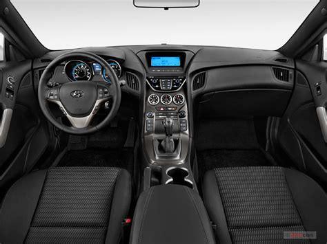 2014 hyundai genesis coupe interior u s news world report