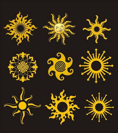 cool sun tattoo designs cool and pretty sun tattoos sun sun designs and psychedelic