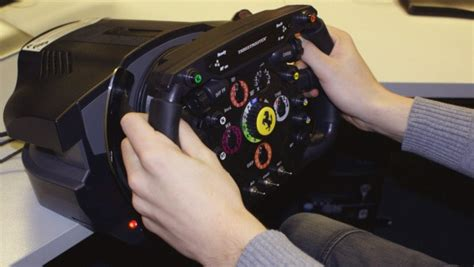 volante formula 1 prezzo thrustmaster f1 wheel integral t500 review playseat