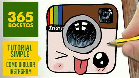 imagenes kawaii instagram como dibujar logo instagram kawaii paso a paso dibujos
