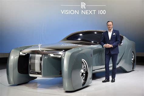 rolls royce vision 100 bmw the 100 years carrrs auto portal