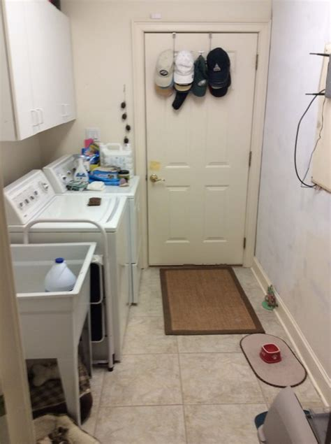 laundrycat bed bathentry garage home dilema