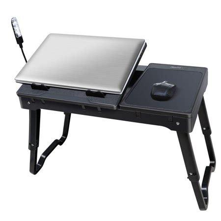 laptop desk walmart imountek multi functional laptop table laptop desk black