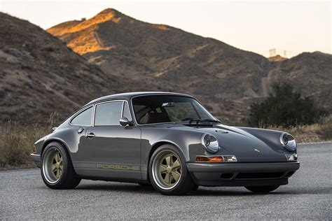 Singer 911 For Sale by Porsche 911 Singer Coupe Cars Modified Wallpaper