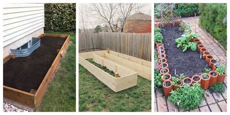 diy raised garden beds cheap 15 cheap easy diy raised garden beds