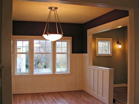 dinning rm craftsman dining room bungalow homes