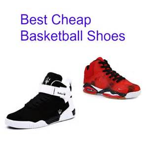 top 5 best cheap basketball shoes for fanatic