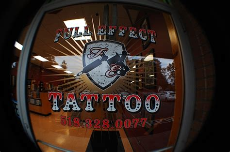 full effect tattoo effect