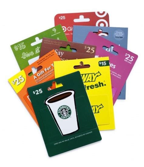 Gift Cards In Stores - amazon sells gift cards to lots of other stores million mile secrets