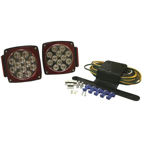 Led Trailer Light Kit by China Clear Lens Led Submersible Trailer Light Kit China