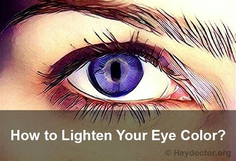 how to lighten your eye color naturally honey contacts