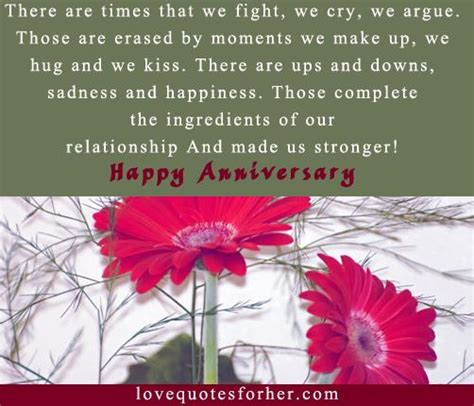Wedding Anniversary Quote For N by Anniversary Quotes And Sayings Quotesgram