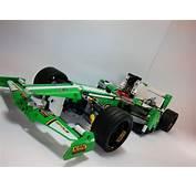 42039  Alternative Model F1 Racer LEGO Technic