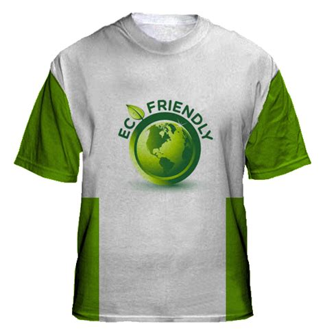Ecofriendly 6 T Shirt eco friendly collections t shirts design
