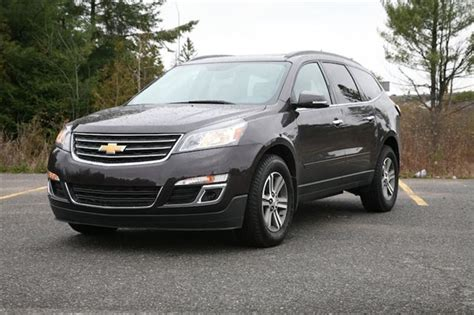 day by day review 2015 chevrolet traverse awd autos ca