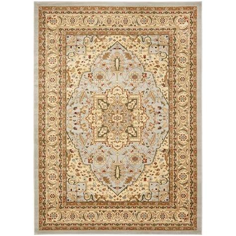 grey traditional rug safavieh lyndhurst grey traditional rug 6 x 9 lnh330g 6