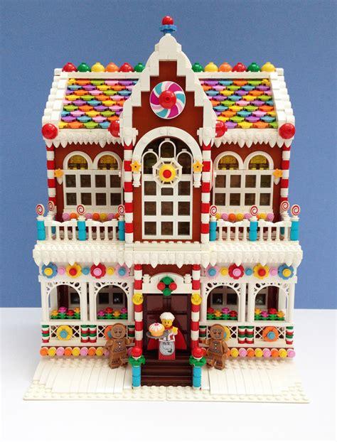 lego gingerbread house a vibrant lego gingerbread house