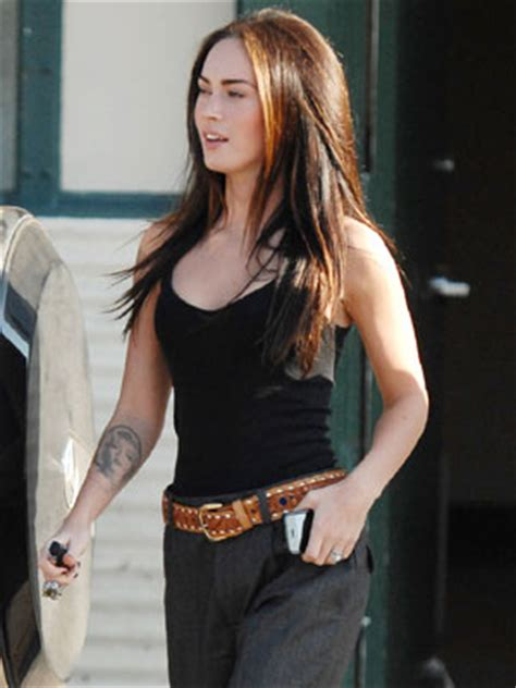 bombshell tattoo removal megan fox i ll remove my marilyn i don t