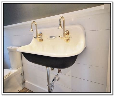 vintage trough sink bathroom vintage bathroom sinks double sink small bathroom ideas