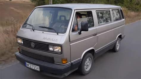 Vw Bus Lackieren In Polen by Privates Verkaufsvideo F 252 R Einen Vw T3 Magnum Das