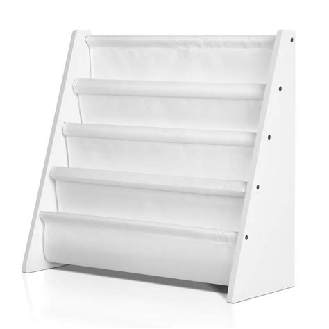 shelf children bookcase magazine rack bookshelf