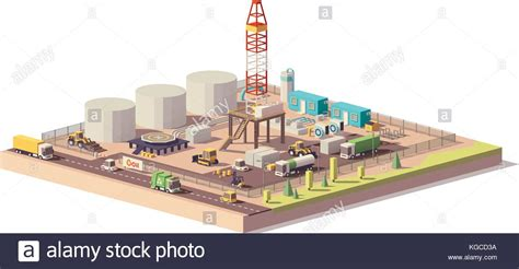 land rig layout pdf onshore oil production stock photos onshore oil