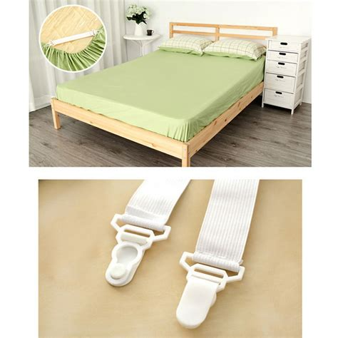 Blanket Holder For Bed 4 Pcs House Bed Sheet Mattress Cover Blankets Grippers Clip Holder Fasteners Tool Vbl75 P50 In