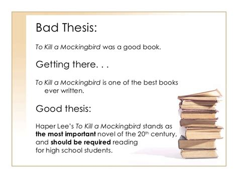 bad thesis statement exles versus evil essay vs evil essay exles of