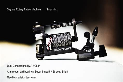 rotary tattoo machine vs coil rotary tattoo machines