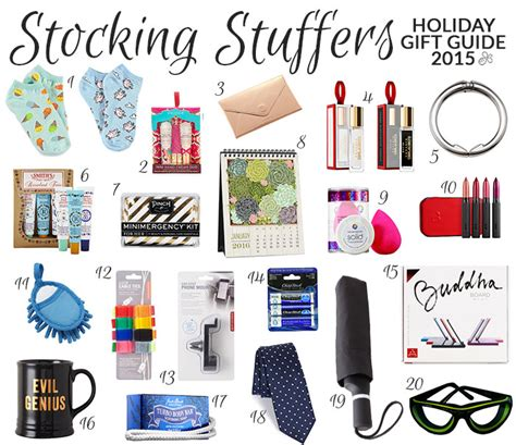 women stocking stuffers holiday gift guide 2015 stocking stuffers pretty neat