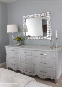 White Bedroom Dresser With Mirror A Modern Provincial The Homes I Made