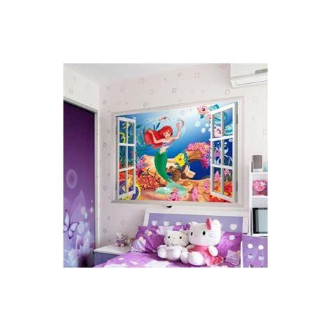 ariel wall stickers ariel the mermaid wall stickers