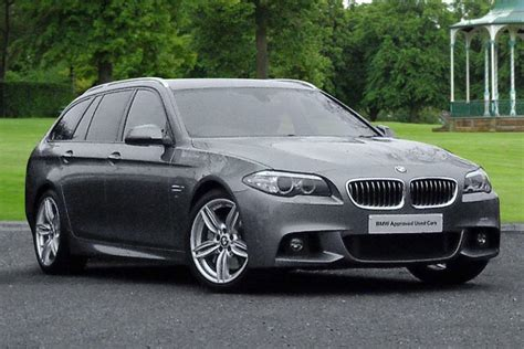 Used 2016 BMW 5 Series 3.0TD 535d M Sport Touring for sale in Shropshire   Pistonheads