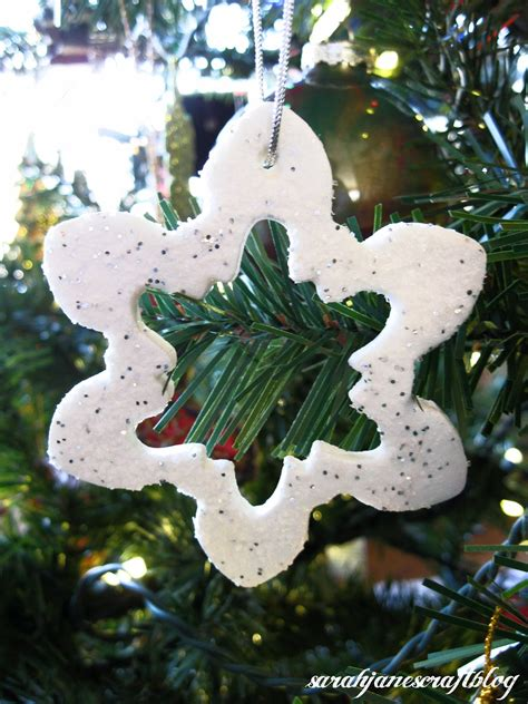 sarah jane s craft blog cornstarch dough ornaments