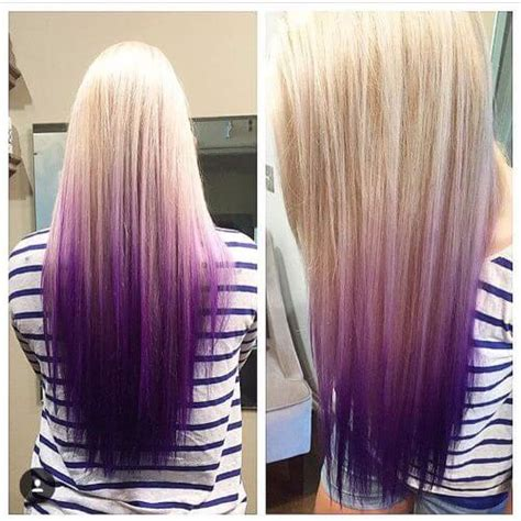 Dusty Purple 50 purple ombre hair ideas worth checking out hair