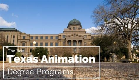 game design schools in texas 3d animation degree programs in texas top 12 college