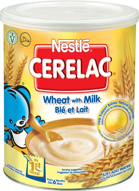 Cerelac Nestle nestle cerelac wheat milk 6mth
