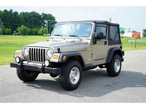 Jeep Owned By Used Jeep Wrangler For Sale By Owner Sell My Jeep Wrangler