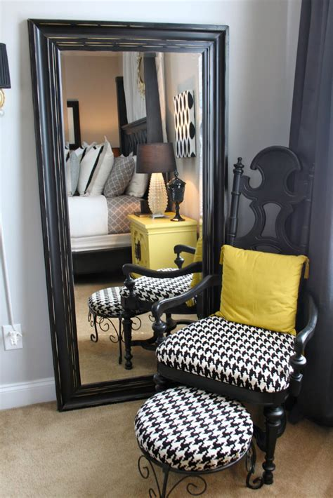 brilliant ideas  decorating  large wall mirror