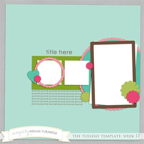 digital scrapbooking templates free digital scrapbook template awesome freebies