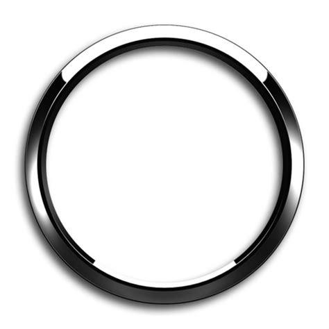 Ring Standi Ring Chrom magnetic grill badge holder trim ring chrome