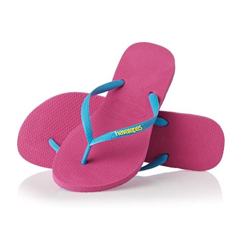 how to make flip flops more comfortable havaianas slim logo flip flops orchid rose free