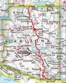 map of southern utah and northern arizona great divide ride 2008 azt 2010 august 2010 back to