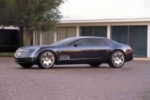 Cadillac Hp 1000 Hp Cadillac Sixteen Concept To Appear At Amelia