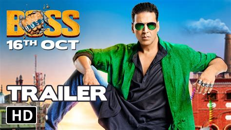boss official hd trailer akshay kumar boss  youtube