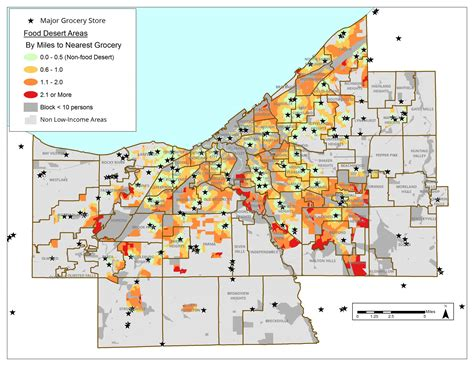 Cuyahoga County Records Thousands In Cuyahoga County Don T Easy Access To Healthy Food Wksu