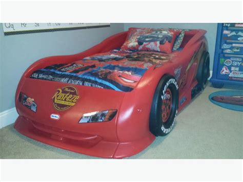 mcqueen car bed little tikes lightning mcqueen twin race car bed north nanaimo nanaimo