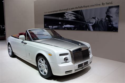 rolls royce phantom dhc 2010 mondial de l automobile