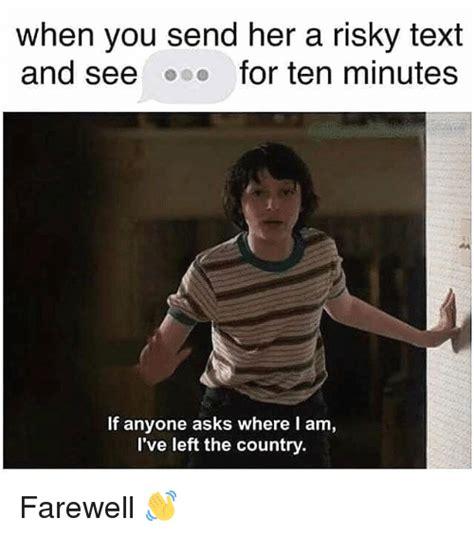 memes  risky text risky text memes